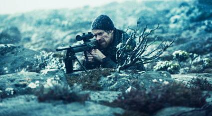 Willem Dafoe, The Hunter