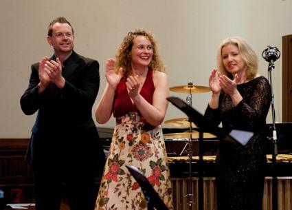 Jamie Adam, Gabriella Smart, Elizabeth Layton, Soundstream Collective Inaugural Concert