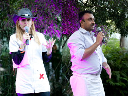 Natalie Jeremijenko & Mihir Desai, Wilderness Adventures for the Palate, Melbourne Museum