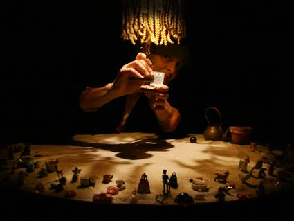 Oraculos, Teatro de los Sentidos