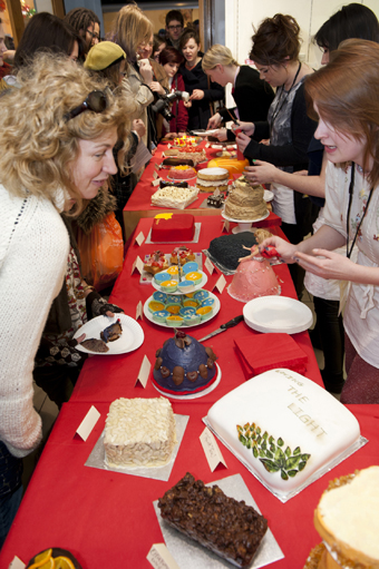 Jenny Lawson, Bake me a Cake, Compass Festival of Live Art
