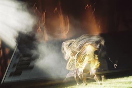 Sarah Jayne Howard, Already Elsewhere (2005), Force Majeure