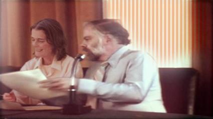 Ms&Mr, Xerox Missive 1977/2011, (video stills), multi-channel video installation