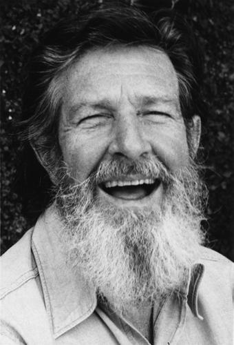 John Cage (Cuernavaca, Mexico, 1973)