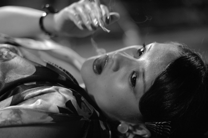 Michelle Vergara Moore, Black & White & Sex