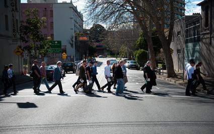 Green Bans Art  Walk