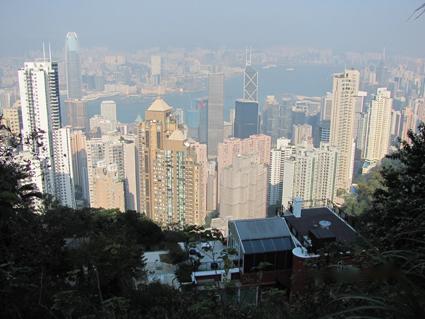 Hong Kong High Risers