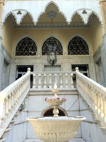 Bustros Palace, Beirut