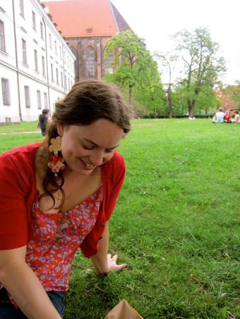 Janie Gibson, Wrocław