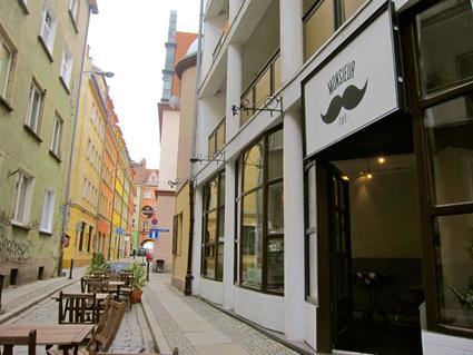 Cafe Monsieur, Wrocław