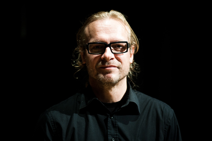 Horst Hörtner, photo courtesy Plektrum Festival and Ars Electronica Futurelab