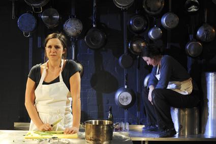 Emma Jackson, Kate Box, Food, Belvoir & Force Majeure