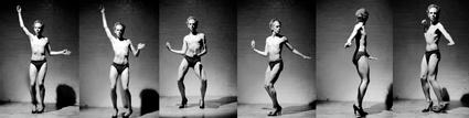 Martin del Amo, A Severe Insult to the Body, 2003 (detail)