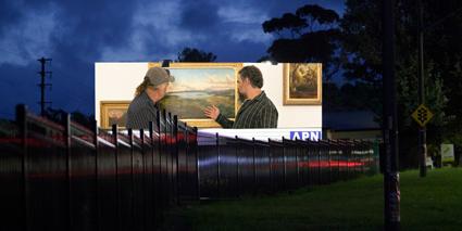 Derek Kreckler, 'Strewth', from the series Appropriated Circumstance, 2012, Princes Highway, Heathcote NSW