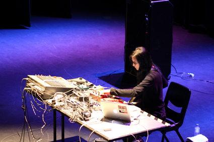 Merzbow, Riverside Theatres