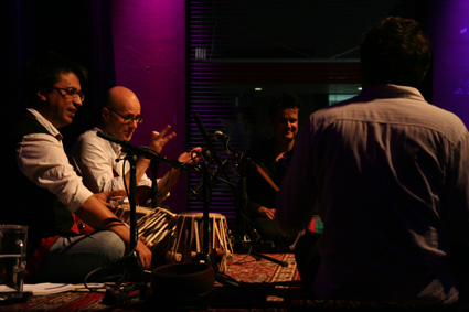 Dheeraj Shrestha, Toby Wren, Shenton Gregory and Tunji Beier