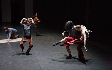 Yes we can't, William Forsythe & the Forsythe Company Dancers