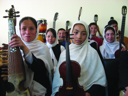 Dr. Sarmast's Music School