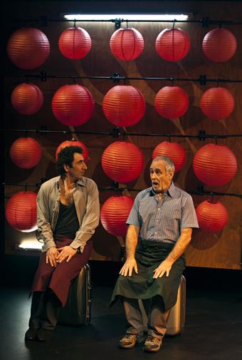 Rodney Afif, Roger Oakley, Golden Dragon, Melbourne Theatre Company