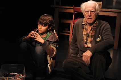 Zac Ynfante, Peter Carroll, Old Man