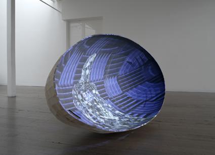 Aggregate, Lachlan Petras, Monash University, Melbourne, winner Dr Harold Schenberg Art Prize, HATCHED National Graduate Show, 2012