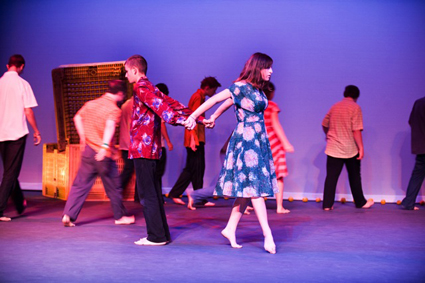 Restless Dance Theatre and Riverland Special School, Artist in Residence project, 2010