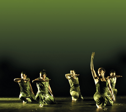 Unchartered Seas and Timeless, Aditi Mangaldas Dance Company