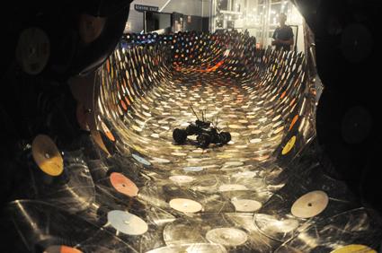 Lucas Abela, Vinyl Rally Arcade