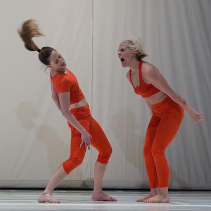 Tasdance ensemble, Tranducer, Larissa McGowan