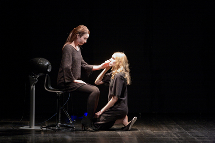 Geminoid F,  Bryerly Long, Sayonara: Android-Human Theatre