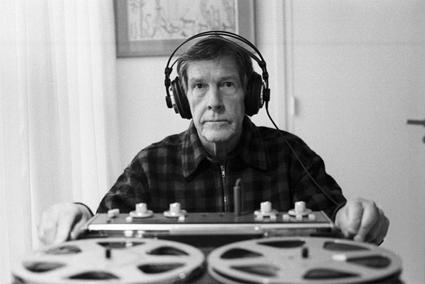 John Cage in Paris, 1981