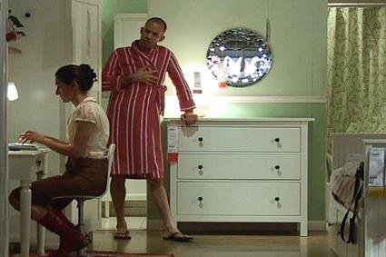 Guy Ben-Ner, Stealing Beauty, 2007