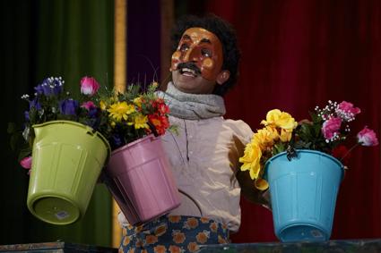 Krishnan's Dairy, Indian Ink theatre