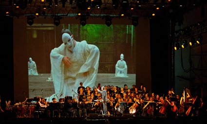 The Martial Arts Trilogy, Tan Dun