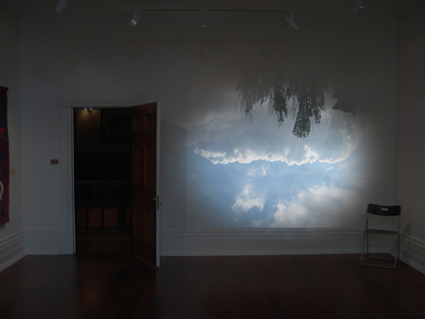 Chris Cottrell, Study for Cloud Sound  2012