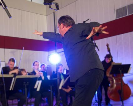 Daniel Matej and ensemble,  Graphic Scores, Soundstream New Music Festival 2012