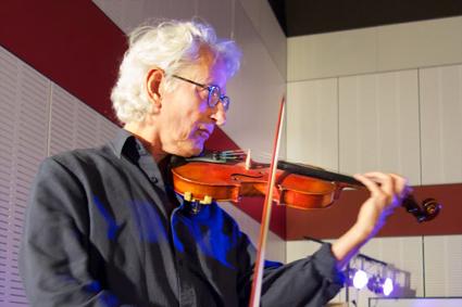 Jon Rose, Graphic Scores, Soundstream New Music Festival 2012