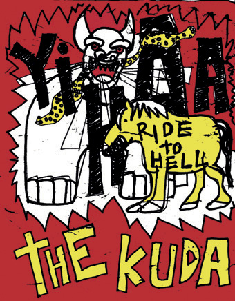 - ruangrupa (Indonesia), THE KUDA: The Untold Story of Indonesian Underground Music in the 70s 2012,  Band artwork