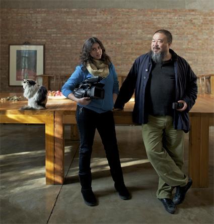 Alison Klayman, Ai Weiwei
