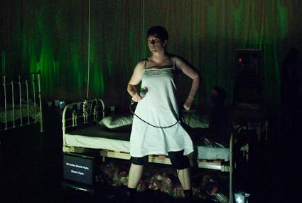 Jo Dunbar, Take Up Thy Bed & Walk, Gaelle Mellis & Vitalstatistix