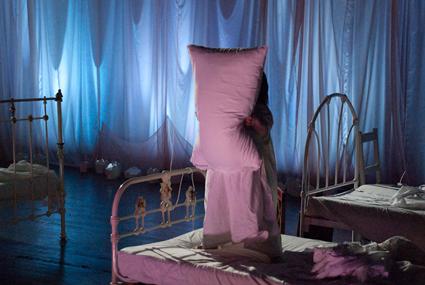 Emma J Hawkins, Take Up Thy Bed & Walk, Gaelle Mellis & Vitalstatistix