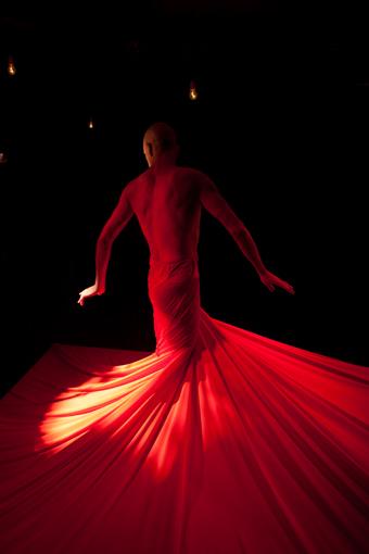 Brian Lucas, Performance Anxiety