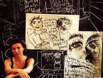 Anita Hegh, The Yellow Wallpaper
