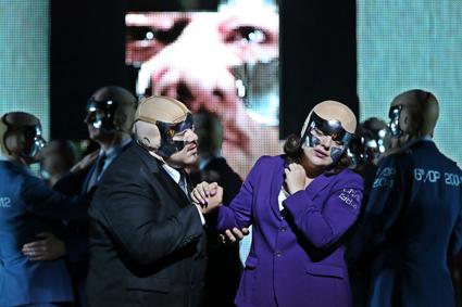 A Masked Ball, Opera Australia
