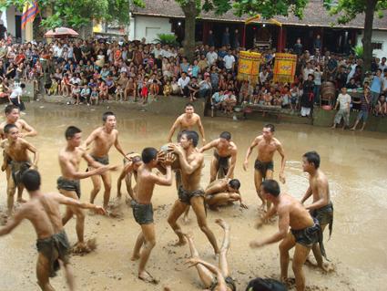 Muddy Wooden-Ball Competition (2009), Vu Tu Quye