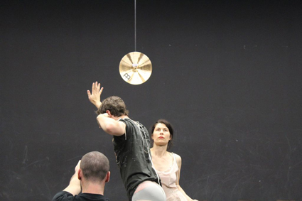 Matthew Day, Rennie McDougall, Deanne Butterworth, And All Things Return to Nature Tomorrow, Luxembourg residency, Trois C-L, 2012, choreographer Brooke Stamp