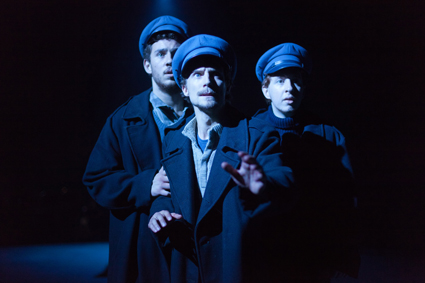 Daniel Macey, Mitchell Riley, Alexander Knight, The Lighthouse, Sydney Chamber Opera