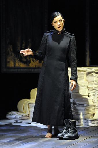 Camille O'Sullivan, Rape of Lucrece