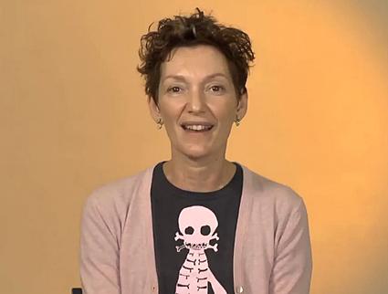 Philipa Rothfield, video still