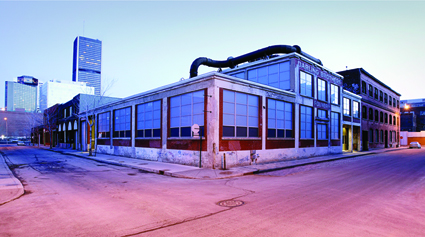 Darling Foundry, Montreal